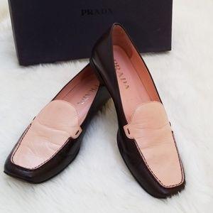 Prada Loafers Size 39